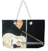 Elvis 1956 Weekender Tote Bag