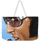 Elvis 24 1970 Weekender Tote Bag
