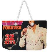 Elvis Album Weekender Tote Bag