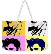 Elvis Pop X Four Weekender Tote Bag