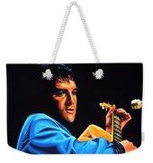 Elvis Presley 2 Painting Weekender Tote Bag