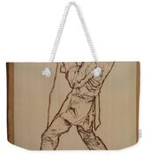 Elvis Presley - If I Can Dream Weekender Tote Bag