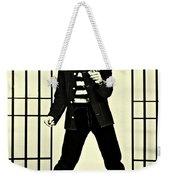 Elvis Presley Jailhouse Rock Weekender Tote Bag