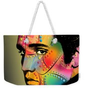 Elvis Presley Weekender Tote Bag
