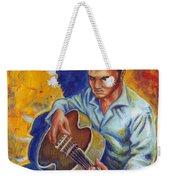 Elvis Presley- Shadow Duet Weekender Tote Bag
