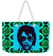 Elvis Presley Window P128 Weekender Tote Bag