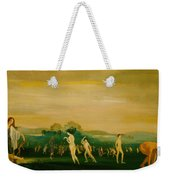 Elysian Fields Weekender Tote Bag