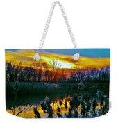 Emagin Sunset Weekender Tote Bag