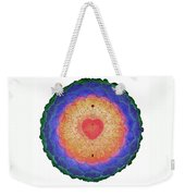 Emanation Of Compassion Weekender Tote Bag