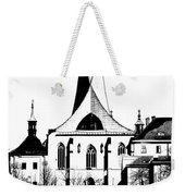 Emauzy - Benedictine Monastery Weekender Tote Bag