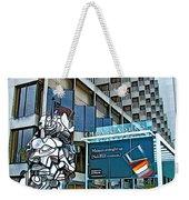 Embarcadero Buildings In San Francisco-california  Weekender Tote Bag