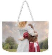 Embrace Weekender Tote Bag by Joana Kruse