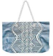 Embroidery Weekender Tote Bag by Tom Gowanlock