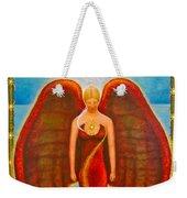 Emeliah Angel Of Inner Journeys Weekender Tote Bag