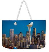 Emerald City Evening Weekender Tote Bag