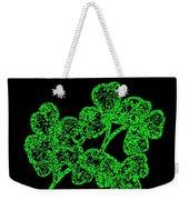 Emerald Isle Shamrocks  Weekender Tote Bag