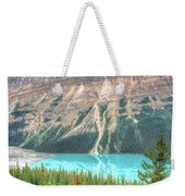 Peyto Lake 7 Weekender Tote Bag