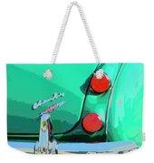 Emerald Palm Springs Weekender Tote Bag