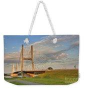 Emerson Bridge Weekender Tote Bag