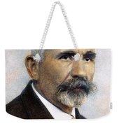Emil Kraepelin (1856-1926) Weekender Tote Bag