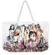 Emilee's World Weekender Tote Bag