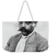Emiliano Zapata (1879-1919) Weekender Tote Bag