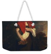 Emily Anderson Little Red Riding Hood Weekender Tote Bag