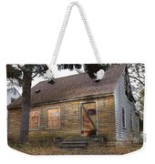 Eminem's Childhood Home Taken On November 11 2013 Weekender Tote Bag
