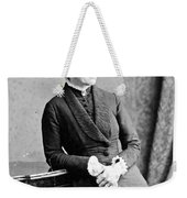 Emma Wedgwood Darwin (1808-1896) Weekender Tote Bag