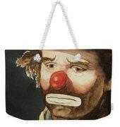 Emmett Kelly Weekender Tote Bag