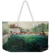 Emperor's Summer Palace Weekender Tote Bag