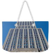 Empire State Building Rising I Weekender Tote Bag