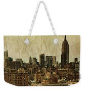 Empire Stories Weekender Tote Bag