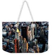 Empire View Weekender Tote Bag