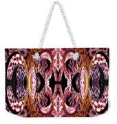 Empress Abstract Weekender Tote Bag