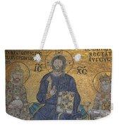 Empress Zoe Mosaic - Hagia Sophia Weekender Tote Bag