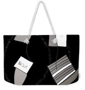 Empty Box Weekender Tote Bag