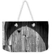 Empty Chair Playing With Shadows Weekender Tote Bag