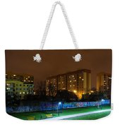 Empty Night Weekender Tote Bag