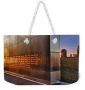 Empty Sky Nj 911 Memorial  Weekender Tote Bag