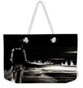 Empty Spaces Weekender Tote Bag by Bob Orsillo