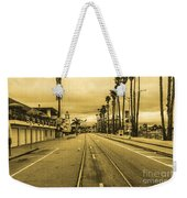 Beach Street Weekender Tote Bag