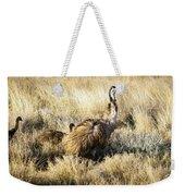 Emu Chicks Weekender Tote Bag