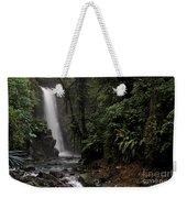 Encantada Waterfall Costa Rica Weekender Tote Bag