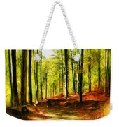 Enchanted Forest - Drawing  Weekender Tote Bag