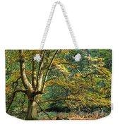 Enchanted Forest Tree Weekender Tote Bag