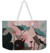 Enchanted Garden Weekender Tote Bag