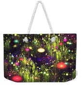Enchanted Meadow Weekender Tote Bag