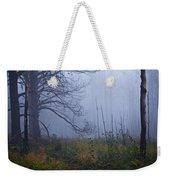 Enchanted Mist - Casper Mountain - Casper Wyoming Weekender Tote Bag