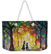 Enchanted Proposal Weekender Tote Bag
